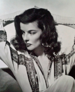 Katharine Hepburn, The Philadelphia Story, 1940 by Clarence Sinclair Bull