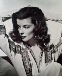 Katharine Hepburn, The Philadelphia Story, 1940 by Clarence Sinclair Bull
