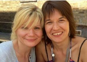 Natalia Popovich and Laure Ampilhac