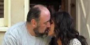 Enough Said kiss-1